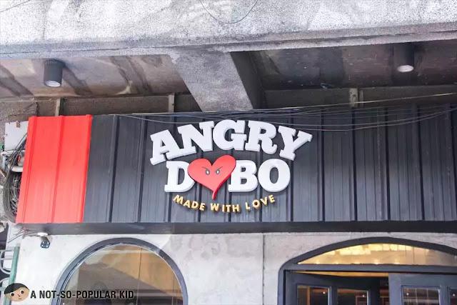 Angry Dobo Restaurant of Judy Ann Santos