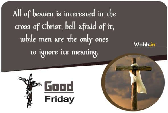 Good Friday Quotes In Hindi & English With Images