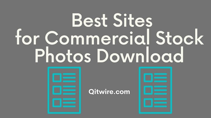 Free Stock images Sites for Commercial Use [List 25+]