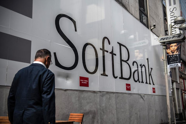 SoftBank to buy wework