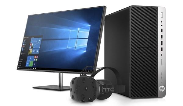 Ra mắt mẫu máy tính để bàn HP EtileDesk dành cho doanh nghiệp