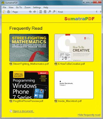 تحميل برنامج قارء ملفات pdf مجانا