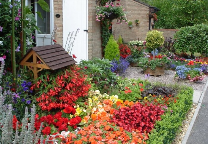 Small Front Garden Ideas Photograph Small Front Garden Ful