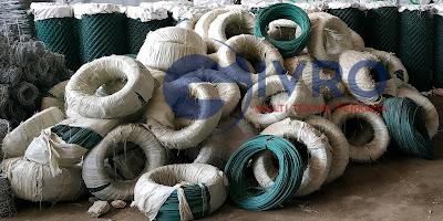 Jual Kawat BWG PVC Jakarta Termurah & Terlengkap