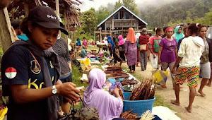 Pasar Tradisional Mambuni-buni di Fakfak Berpotensi Jadi Pasar Wisata