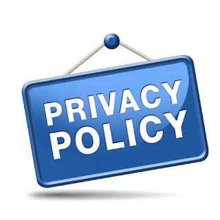 memasang privacy policy