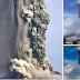 Indonesia's volcano erupts, spews ash clouds and smoke
