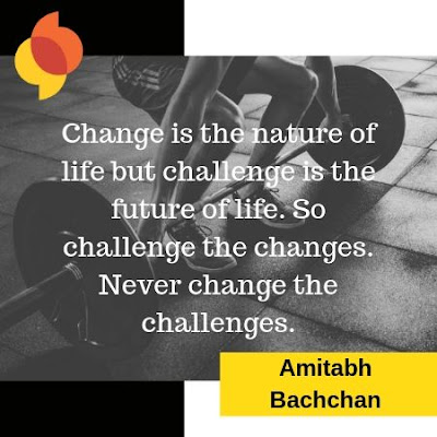Amitabh Bachchan Motivational WhatsApp DP | Profile Picture