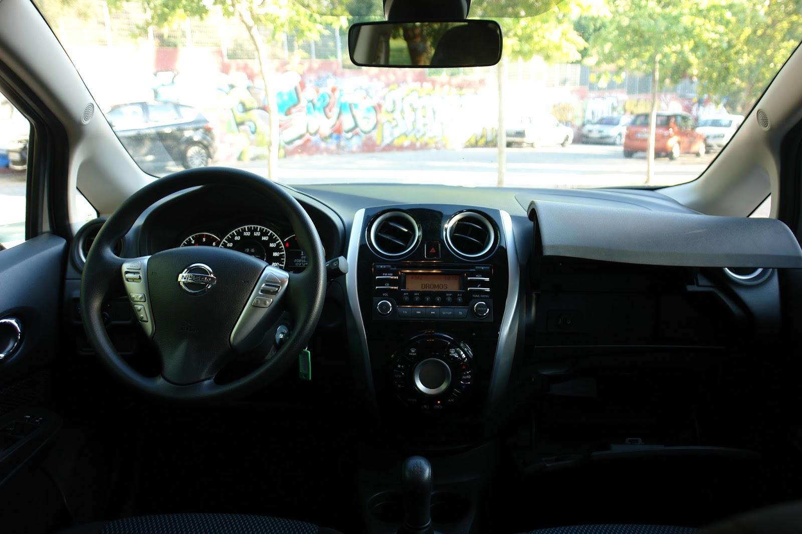 F3 Το Nissan Note έχει μια περίεργη γοητεία Nissan, Nissan Note, TEST, ΔΟΚΙΜΕΣ