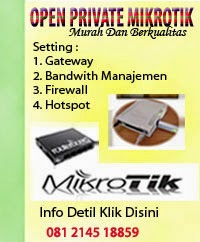 Training/Private Mikrotik