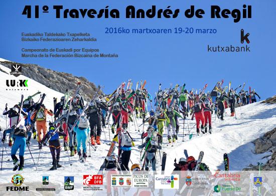 41º edición de la Travesía Andrés de Regil en Liébana