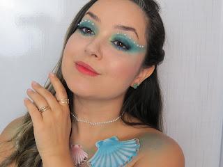 maquiagem de carnaval rápida e simples