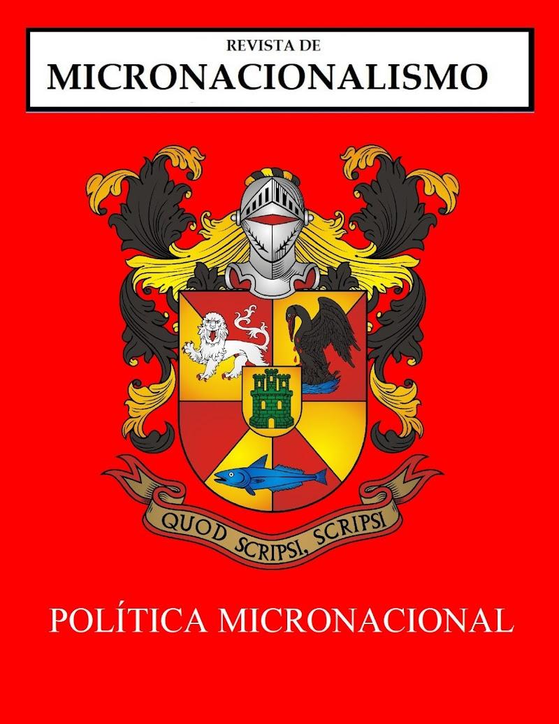 Se publica nuevo número de Revista Micronacionalismo