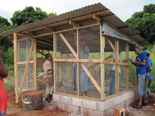 Smith S Jamaican Mission More Chicken Coop Pictures