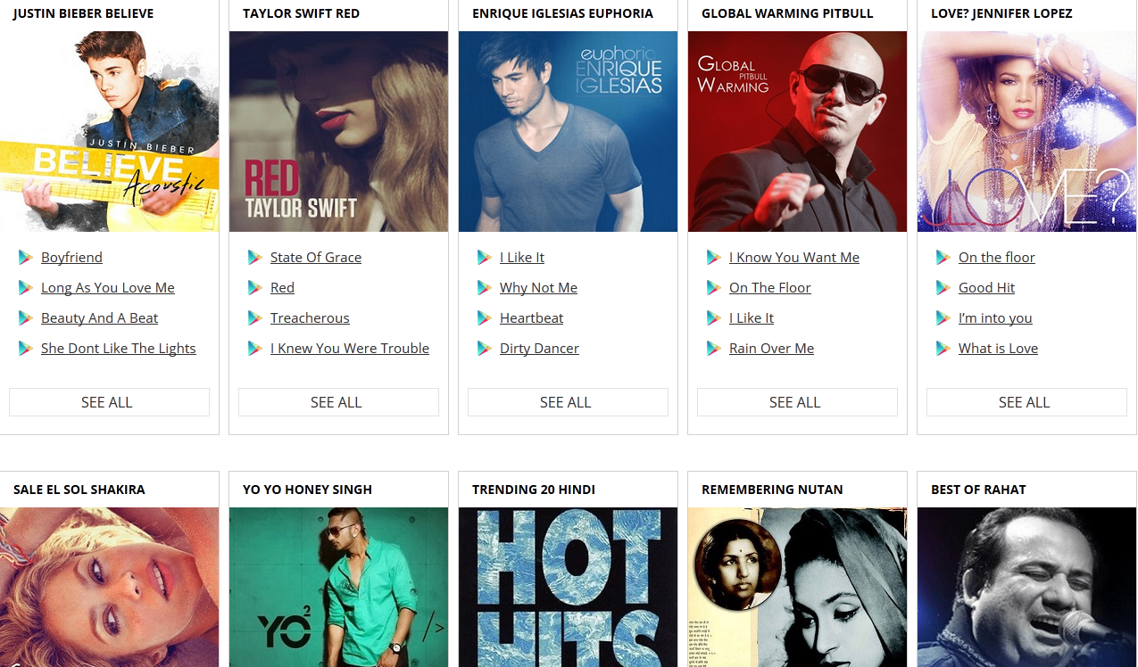 Music Blogger Templates ZM Music Professional Blogger Template | Blogger Templates Gallery