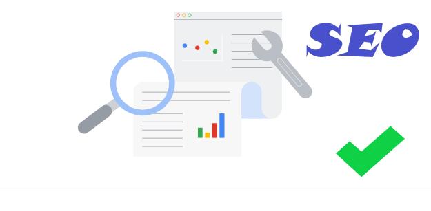تحسين محركات البحث Google