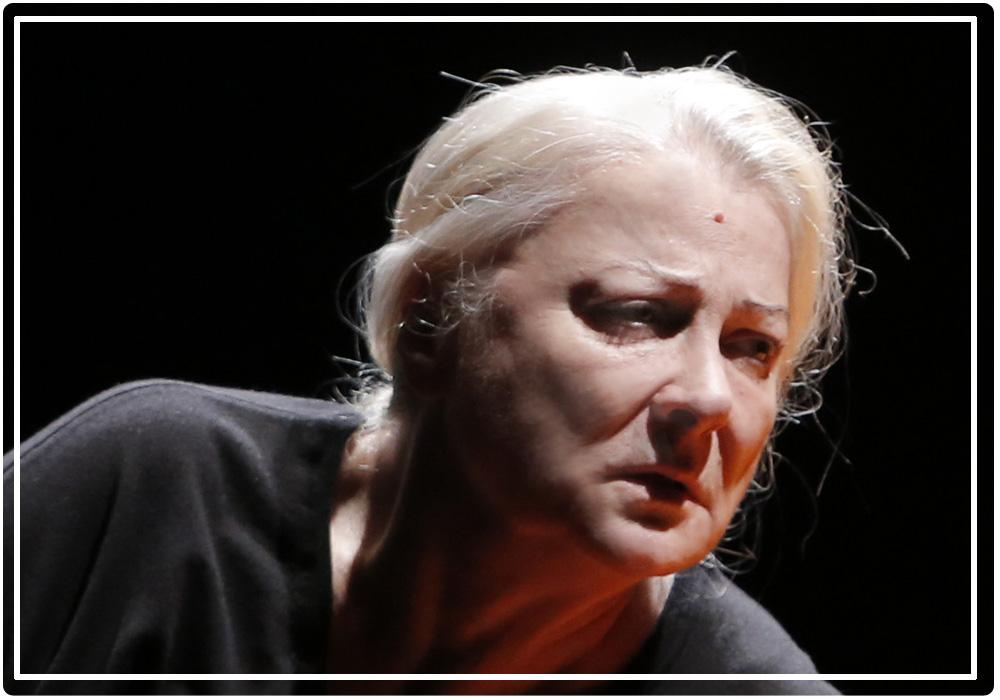 Josiane Balasko théâtre 2019