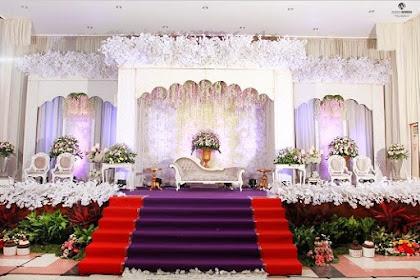 45+ Model Dekorasi Pernikahan Adat Jawa Tengah Mewah Romantis