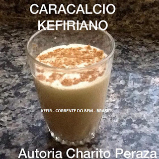 CARACALCIO KEFIRIANO - VITAMINA ENERGÉTICA