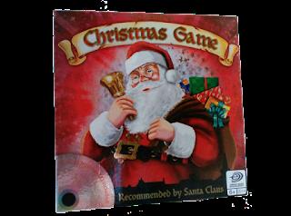 The Christmas Game el juego de mesa