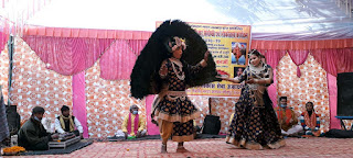 लोक संगीत में निहित है भारतीय संस्कृति का लोकगानः पूर्व निदेशक   #NayaSaberaNetwork