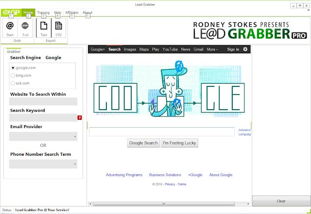 Lead Grabber Pro v5.0 - Social Media Marketing Tool Download Grátis