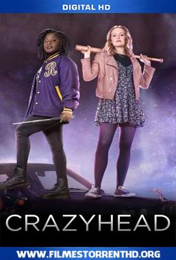 Baixar Crazyhead 1ª Temporada Completa (2016) Torrent HDTV 720p Dual Áudio