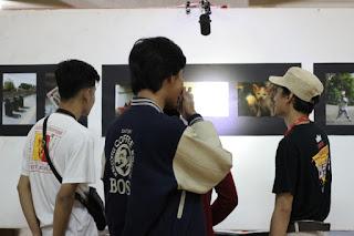 Melatih Kemandirian Mahasiswa dalam Event Pameran 'NYANTEL'