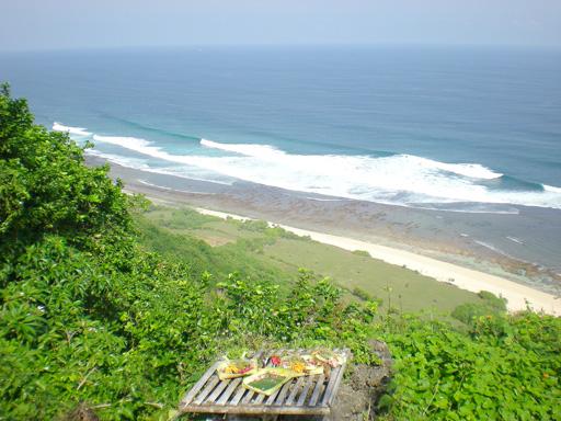 Pantai Nyang Nyang Termasuk Pantai Terindah Di Bali