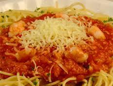 Resep Spaghetti Bumbu Bali