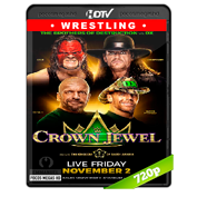 WWE Crown Jewel  (2018) HDTV 720p Latino/Ingles (Both brands)