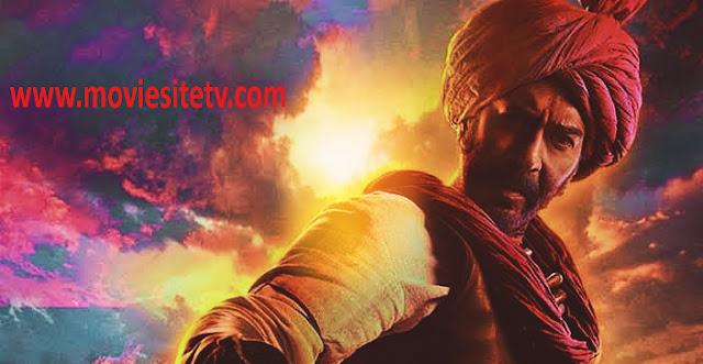 Tanhaji: The Unsung Warrior 2020 Movie Tamilrockers| Tanhaji: The Unsung Warrior movierulz