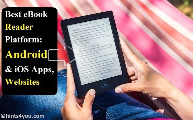 Best eBook Reader: