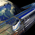 Watch the scientists planning to turn around the world on a train (video)