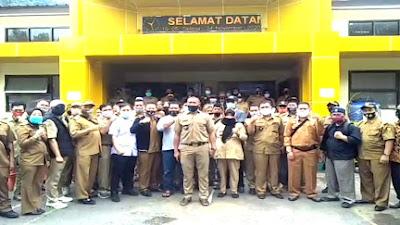 Video Ungkapan APDESI Sukabumi Sebut Melawan LSM Media Dikecam Insan Pers