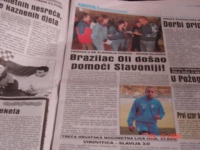 Advan jogador de Futebol Brasileiro que joga na Alemanha passa férias em Iguape