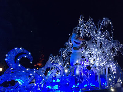 parc Disneyland Anaheim Paint the Night Electrical Parade