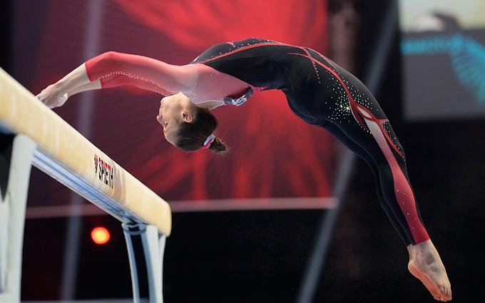 """Así es el """"uniforme contra la sexualización"""" que lució el equipo femenino de gimnasia alemana en los Juegos Olímpicos"""
