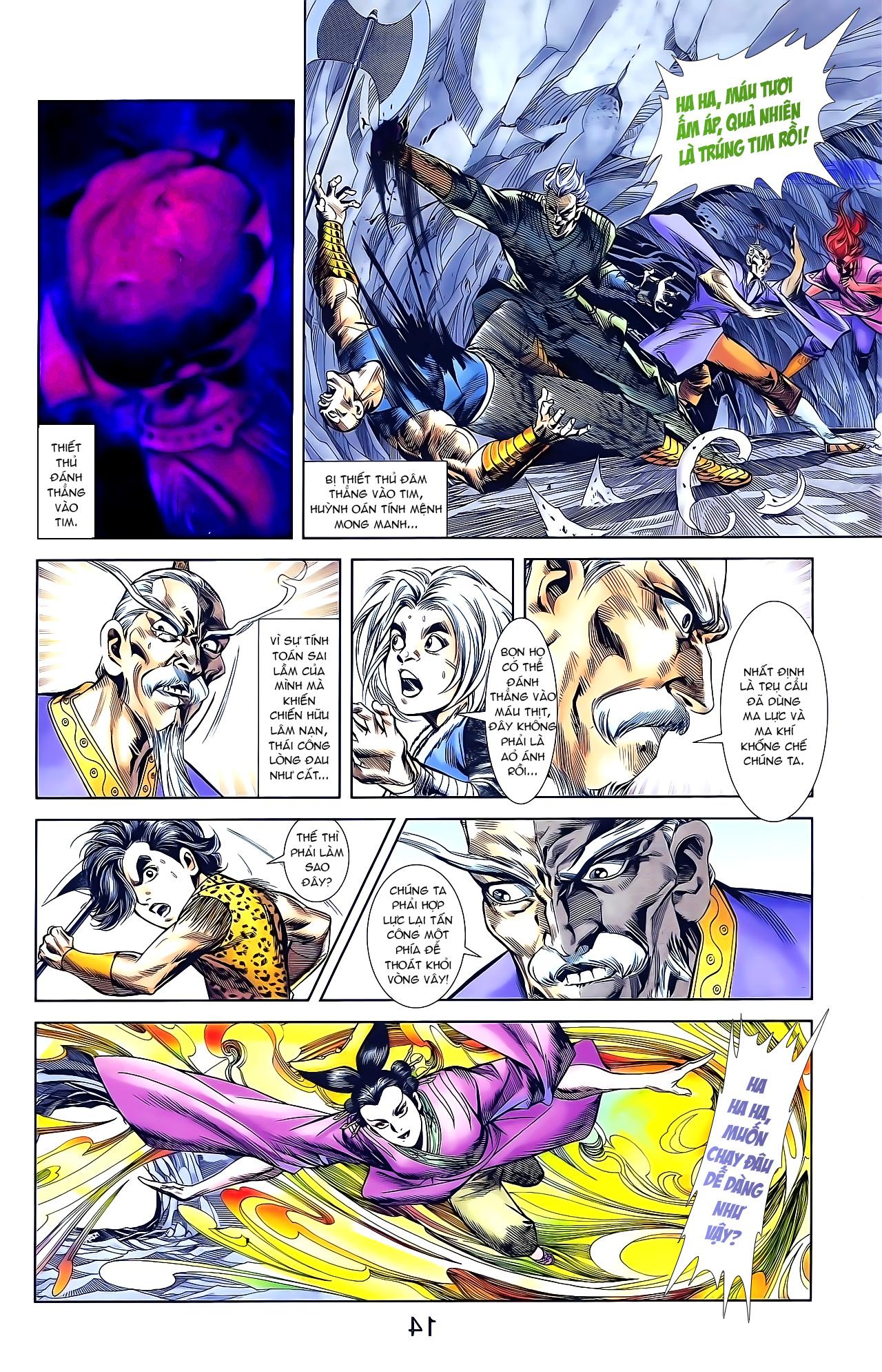 Cơ Phát Khai Chu Bản chapter 161 trang 24