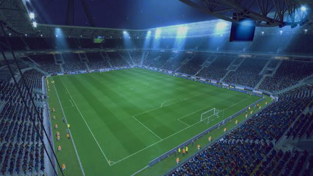 PES 2017 PS4 Light Mode untuk Stadium PTE & Donnyavia dari Reda