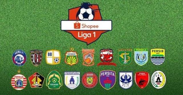 Resmi, Liga 1 2020 Ditunda Lagi Hingga November