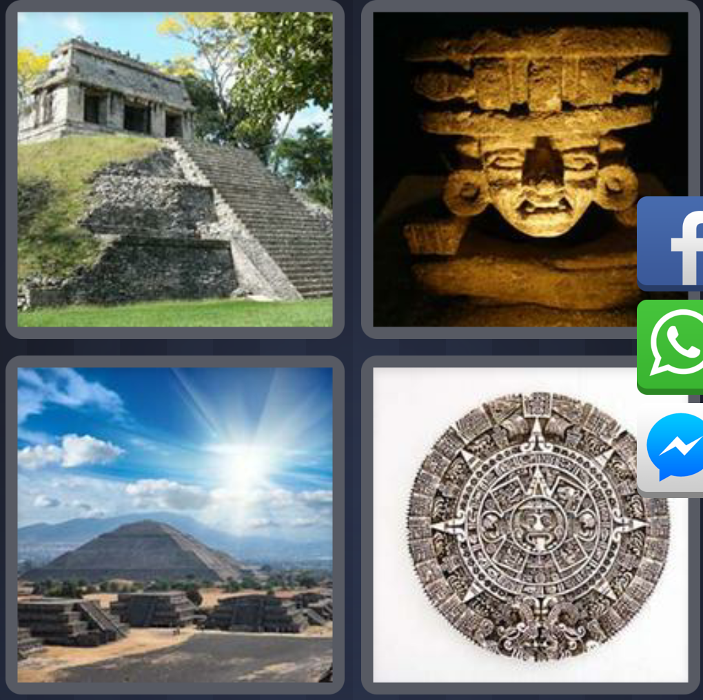 4 Fotos 1 Palabra - 6 Letras - Legumbres