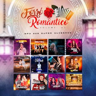 MP3 - Forró Romântico - Vol.2 (2019)