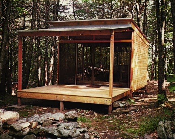Tiny Home Designs: MODULAR HOME BUILDER: SHELTER-KIT HOMES ARE UNIQUE AND