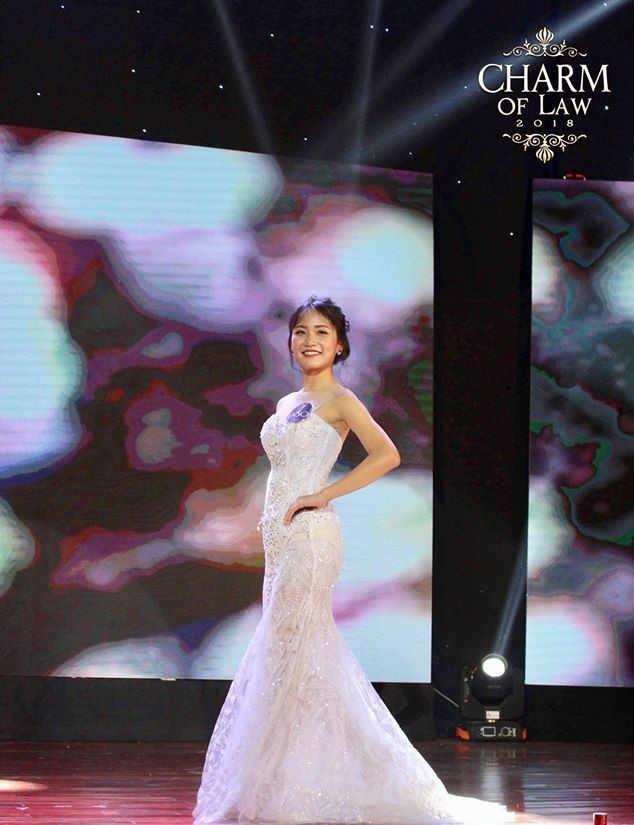 Dàn hot girl tài sắc của ĐH Luật Hà Nội