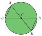 Tunjukkan bahwa dua segitiga pada gambar di samping adalah kongruen