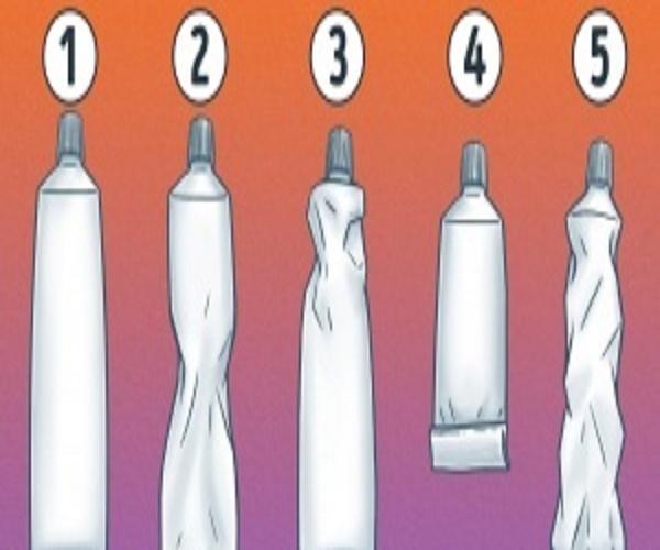 الطريقة التي تضغط بها على معجون الاسنان تكشف شيئا من شخصيتك !