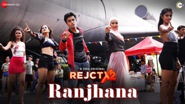 RANJHANA Lyrics - Rajat Sharma & Ruhika Rao