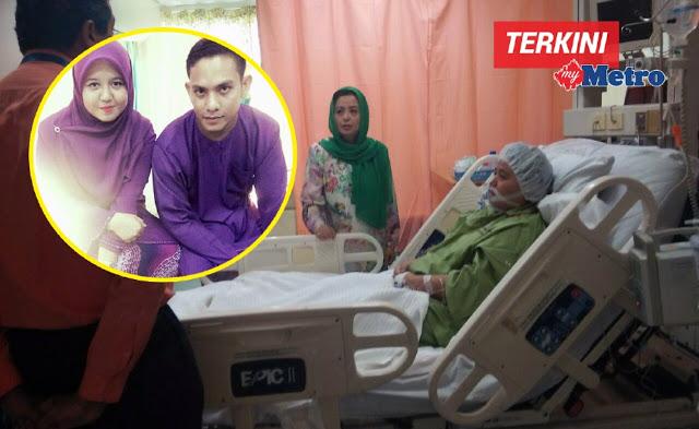 kebakaran HSA, Nur Suhaily Sulaiman HSA, Mohd Hasmidi Mat Jais HSA, HSA Terbakar,