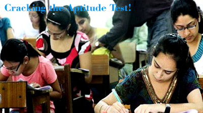 Cracking the Aptitude Test! Learn How To Do It Perfectly
